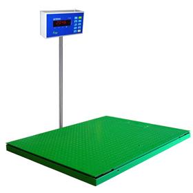 Весы электронные платформенные